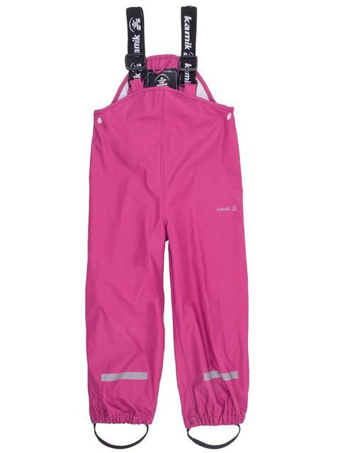 Kamik Muddy Pants Kids Magenta Neon